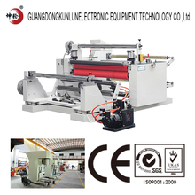 BOPP Adhesive Tape Film Slitting And Rewinding Machine For Paper And Fabric