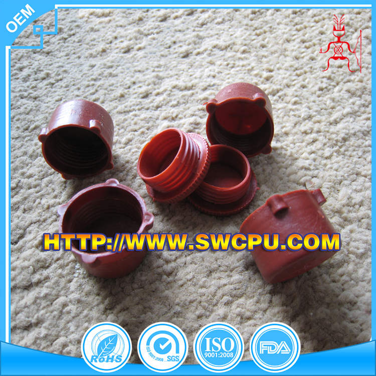 Multifunctional good use seals plastic caps grease nipple type