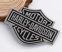 3D Metal Badge Emblem /Decal Sticker For Motor Cycles Cars