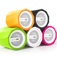 High Quality Mini New Portable Wireless Bluetooth Vibration Speaker With FM Radio