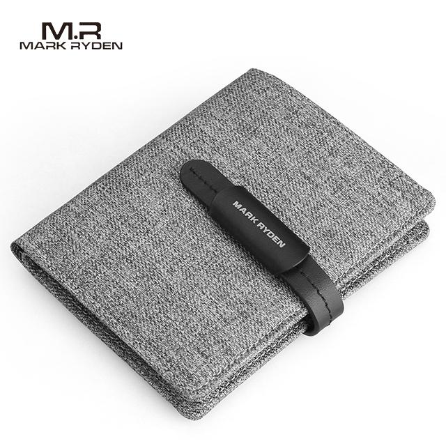 2018 New Design Hot Selling Mark Ryden Korea Fashion Style Slim Wallet MR6925