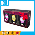 Natural and Organic Kosher Original Ella Hills Floral Tea Set (3 boxes/set) gift set