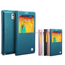 Smart Battery Door Replacement Flip Leather Cover Case for Samsung Galaxy Note3