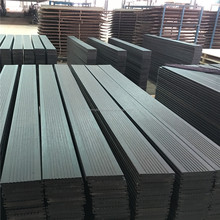 Black color Carbonized Home Decoration outdoor Competitive price bamboo deck flooring
