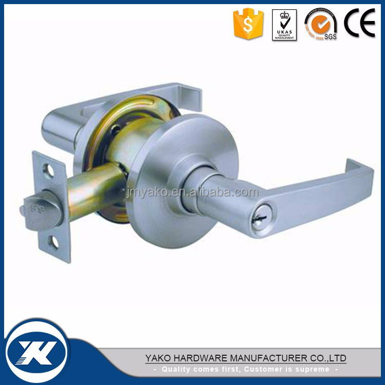 New design cross key cylinder lock with low price