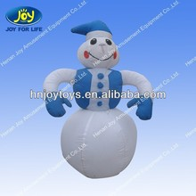 2013 Brand New inflatable snowman costume