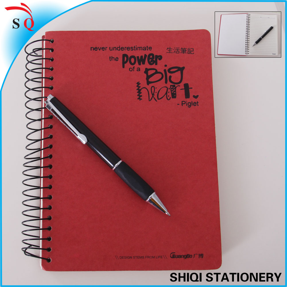 hot sale note book office&school supply