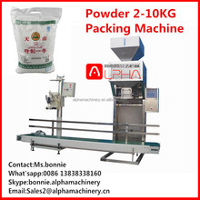 China Suppliers Powder Fuel Wood Pellets Packing Filling Sealing Machine Price