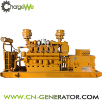 Generator Type and Natural Gas, Other, Biogas, Landfill Electricity Generator Type GAS ENGINE