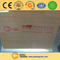 SUPERHOT extruded polystyrene insulation board 45mm thickness