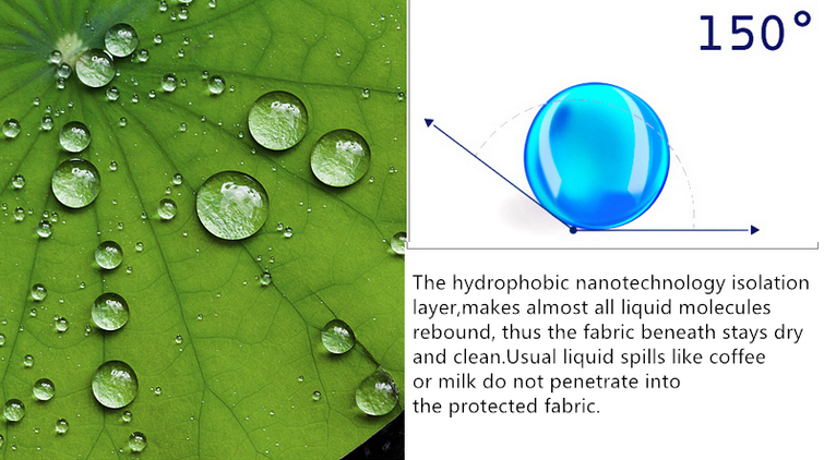 2017 High Quality hydrophobic T-shirt