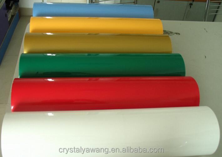 Wholesale Iron On Glitter Transfer Vinyl Material For