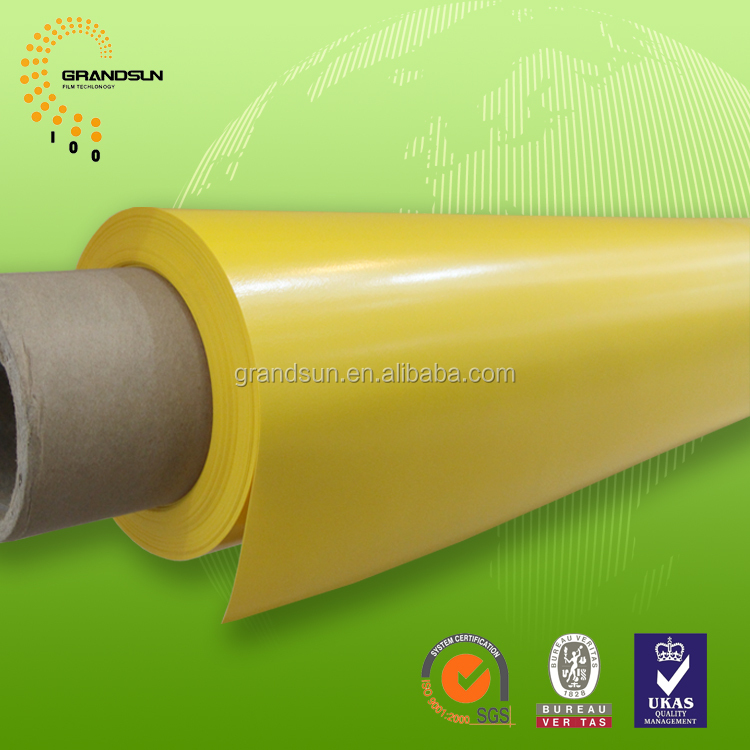 PVC film roll with the lowest price