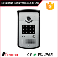 KOONTECH Analog / IP Video Door Phone KNZD-42VR Door Acess Control IP system Telephone