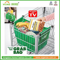 Shopping Cart Insulated Go Bag Grab Bag