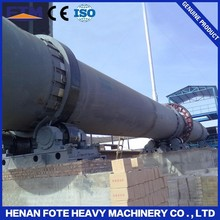 2015 Professional manufacturing rotary coal dryer kiln from China by FTM