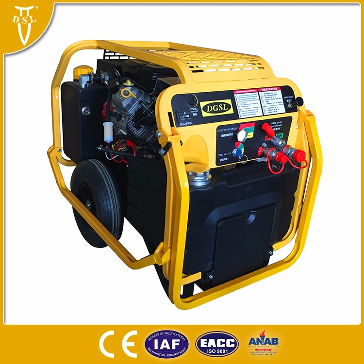 low price custom gas engine hydraulic power unit