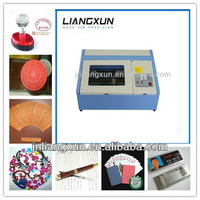 40W co2 mini laser wood pen engraving machine LX40B