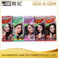 OEM/ODM 120ml 20Colors Private Label Bio Keratin Hair Color