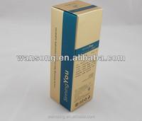 2015 new vertical packaging box