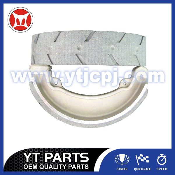 Lifan Scooter Parts Good Lining Brake Safety Of Brake Shoes WY125
