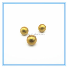 Hot sale H62 solid brass ball of manufacturer