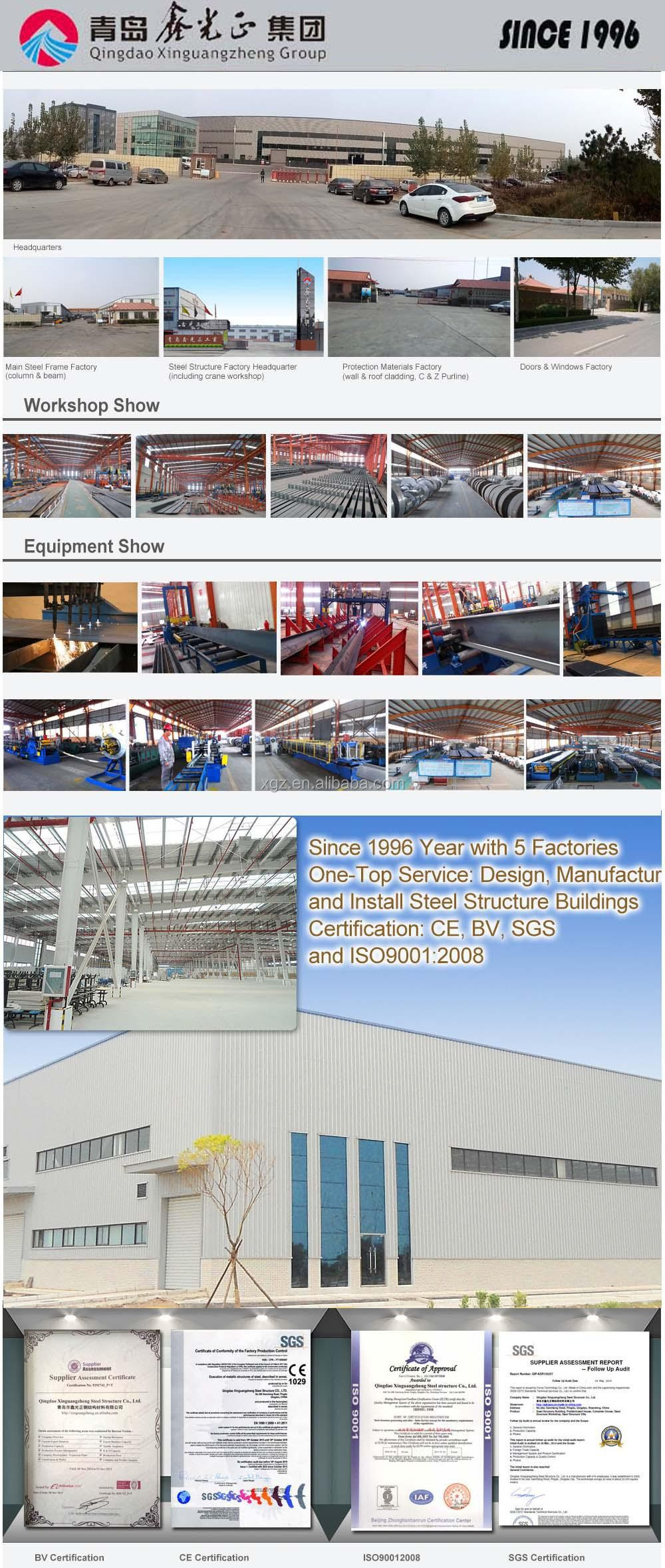 Prefabricated steel cold warehouse for vegetable,potato and onion