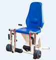quadriceps femoralis training chair/ knee rehabilitation equipment