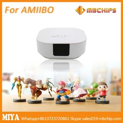 2016 NEW Hots Accessory for amiibo nintendo, Amiibo Writer Storage Apply to 3DS XL 3DSLL 2DS Store Multiple Figures like AMIIQO