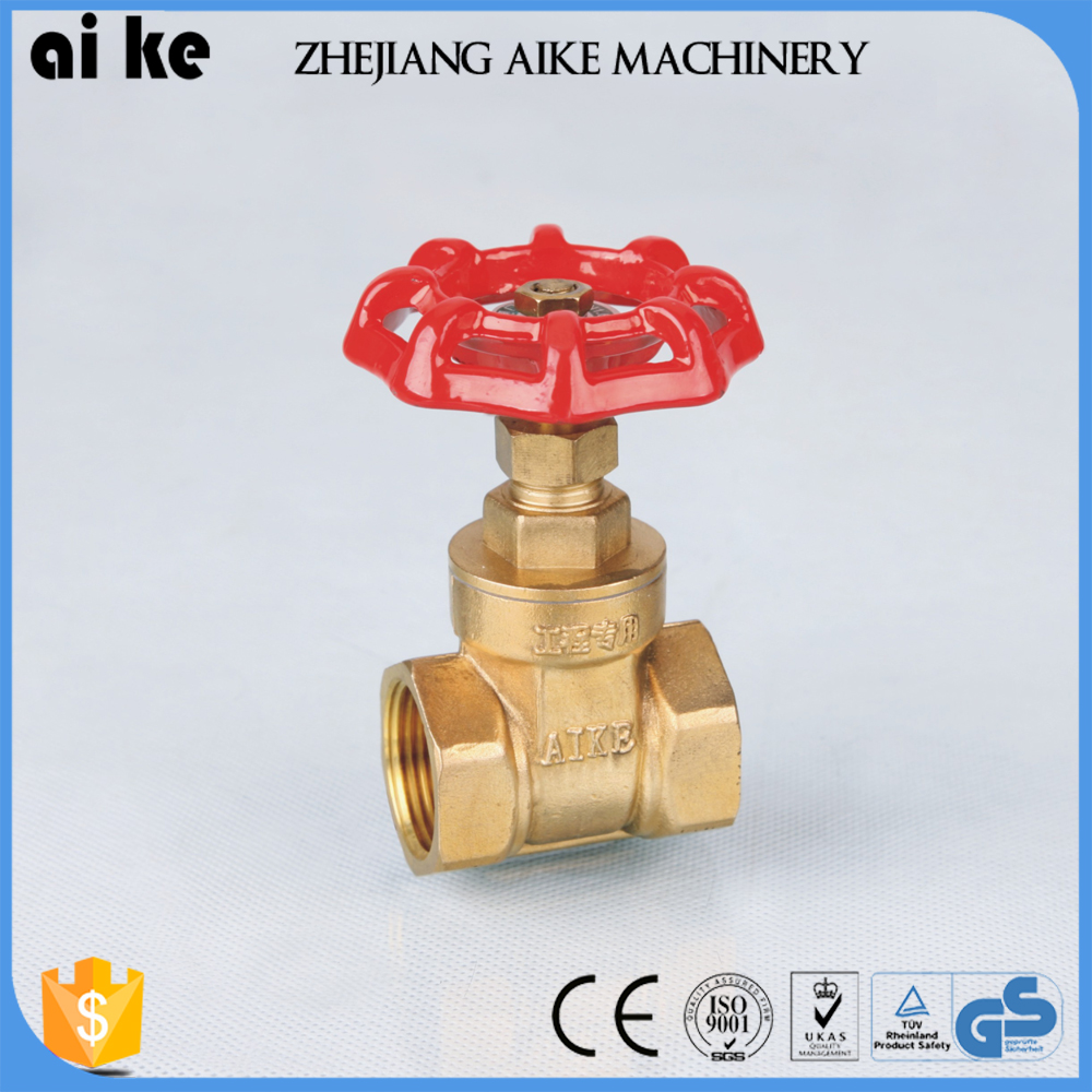 wholesale brass gate valve wafer dual plate check valve 1/2 inch gate valve