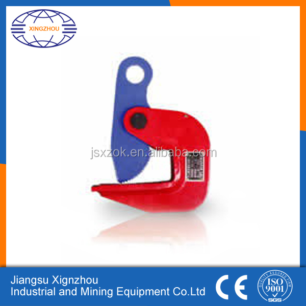 Steel plate lifting handling clamp Equipment