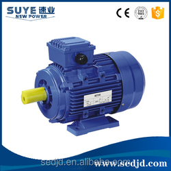 MS Series Phase Ac Asynchronous 3kw Electric Aluminium House 3 Phase Outboard Ac Fan Motor