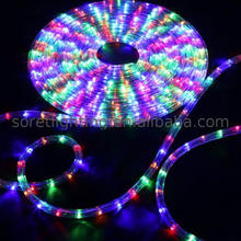 13mm 2~3 Wire Round UV LED Rope Ultraviolet Light