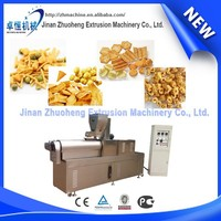 Customized good quality snack food extruder/mini snack machine