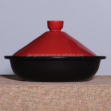 cone casserole pot direct fire cookware moroccan tagine