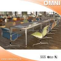 made in china fancy conference table , boat shaped conference tables