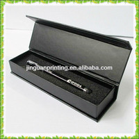 New Design Luxury Pencil Hardcover Paper Box, With Foam