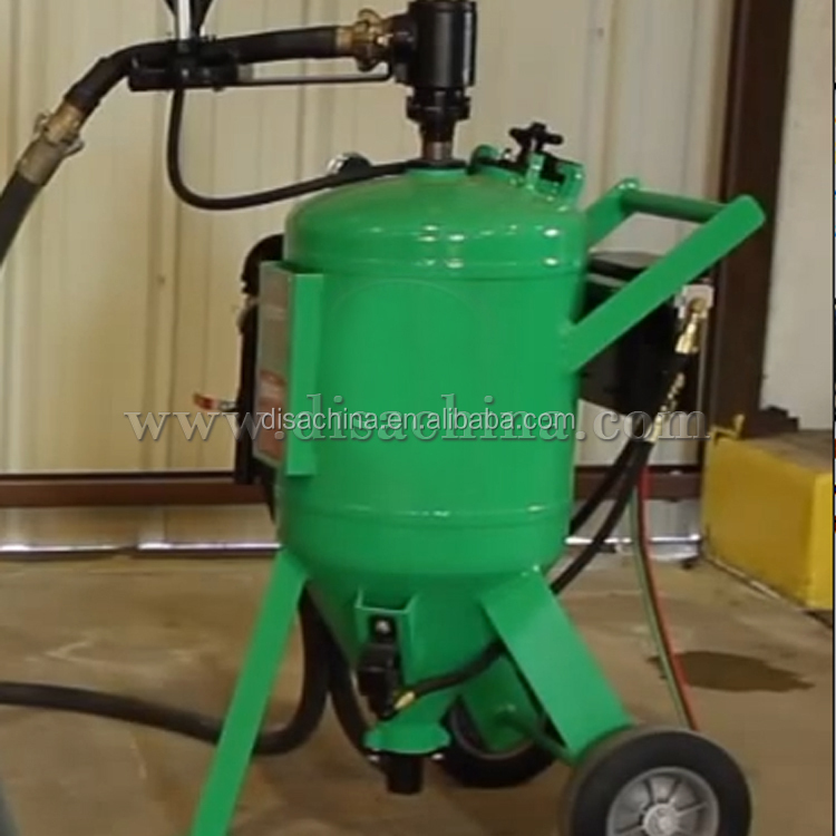 Wet Sand Blasting Machine/Wet Sandblasting Machine/Water Sandblaster