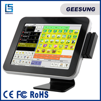 Pos Cash Register With Scanner,Electronic Cash Register Machine