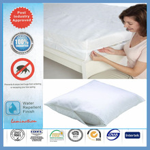6 side total protection dust mite proof hospital bed mattress cover