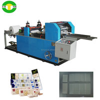 High quality and best price automatic pocket tissue paper machines