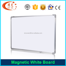 aluminum frame magnetic white board whiteboard for kids coating board classroom board