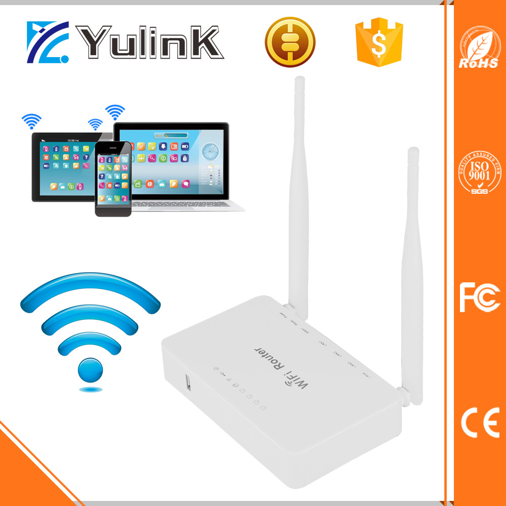 Reliable Performance MT7620N 192.168.1.1 4 Port Wireless Router