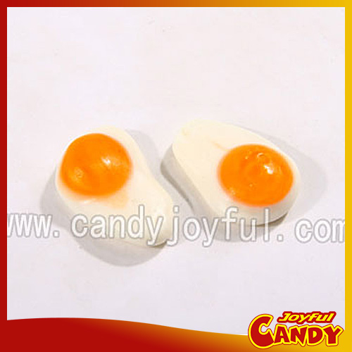Micro fast food gummy candy,sandwich,hot dog,egg sweets