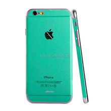For iphone vinyl skin sticker protect the cell phone,high 3M material
