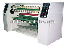 transparent tape slitting machine