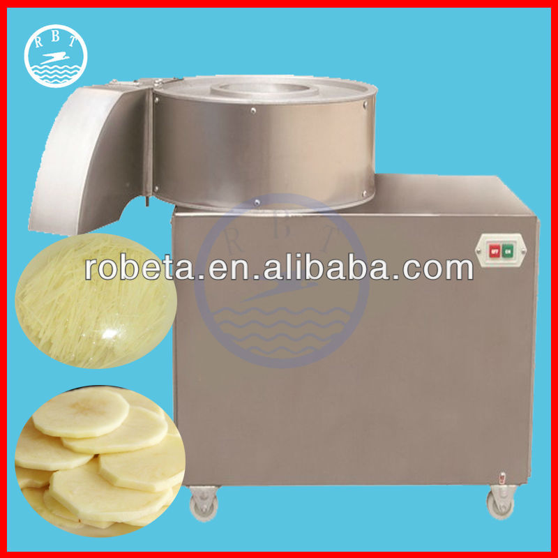 Stainless steel manual spiral potato chips cutters
