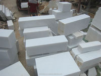 Vietnam White marble small block