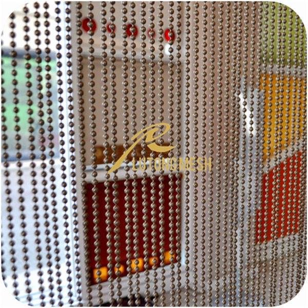 2016 Metal hanging door beads curtain