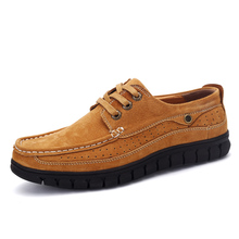 Made in Vietnam Cool England Style Business Men Casual Shoes with non slip sole